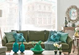 yeşil-dekorasyon