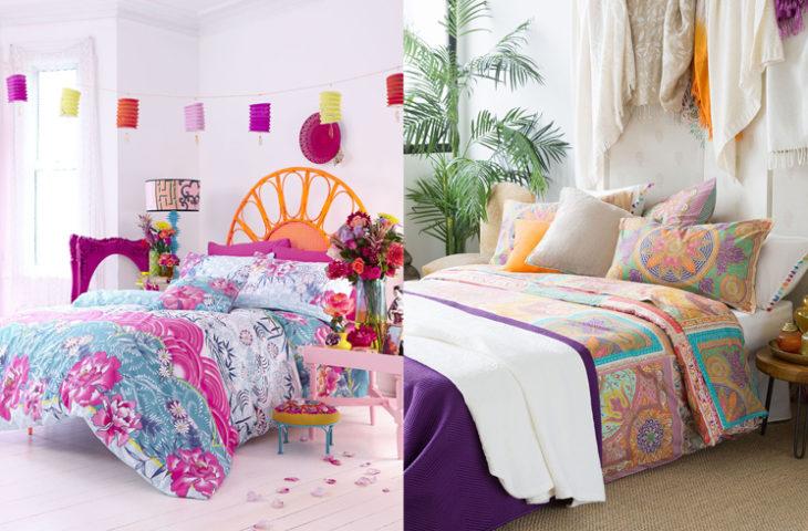 yatak odası dekorasyon stilleri