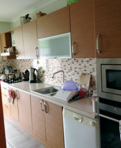 Mutfak Dolaplarini Yenileyin Evim