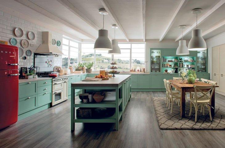 Mutfak için doğru aydınlatma