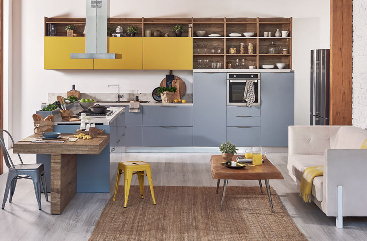 Mutfak için dekorasyon