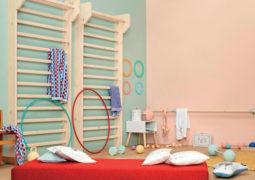 Çocuk odasında neşe zamanı