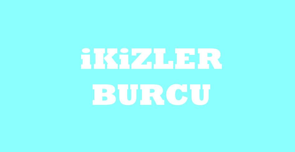 İKİZLER BURCU VE RENGİ