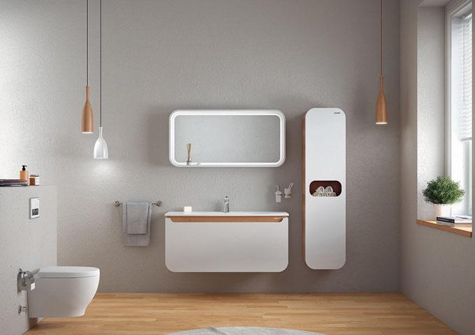 Kolay kullanımlı bir banyo