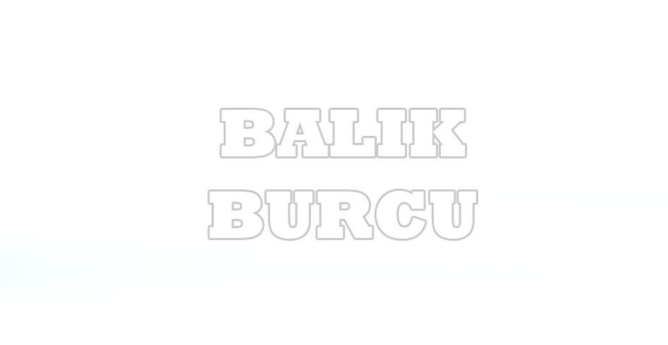 BALIK BURCU VE RENGİ