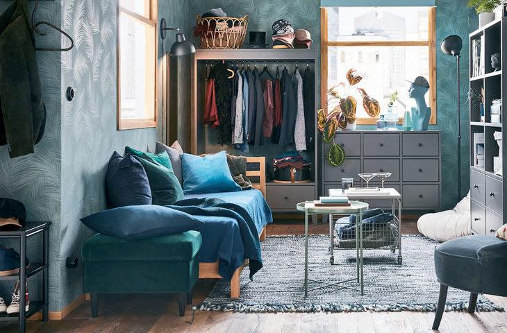 küçük ev dekorasyonu