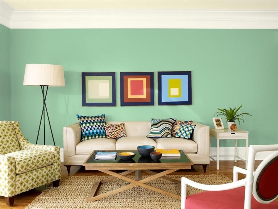 Renklerle oda dekorasyonu