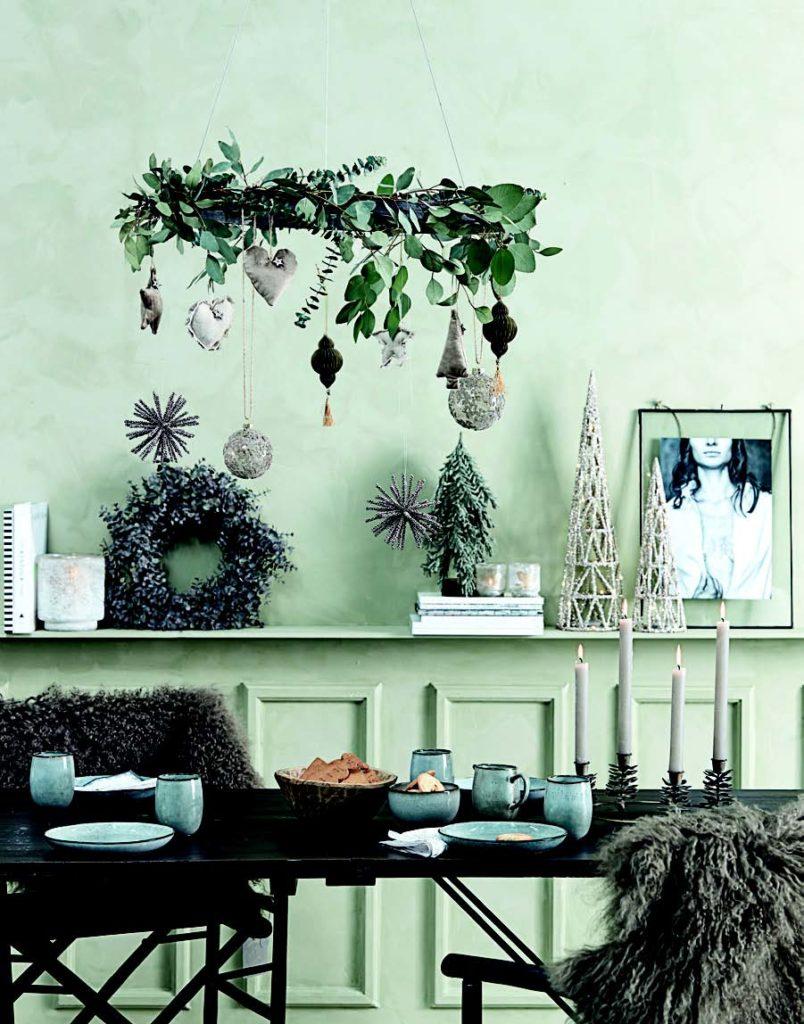 Masa üzeri dekorasyonu