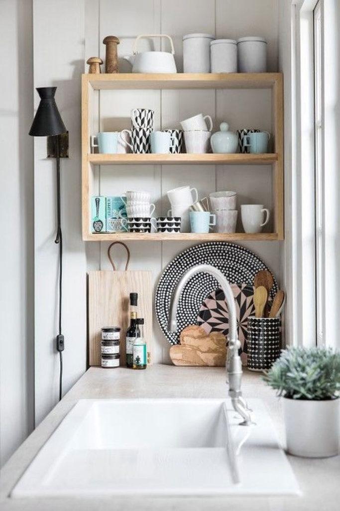 Mutfak tezgahı dekorasyonu