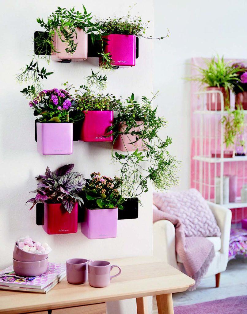 Romantik dekorasyon ve çiçekler