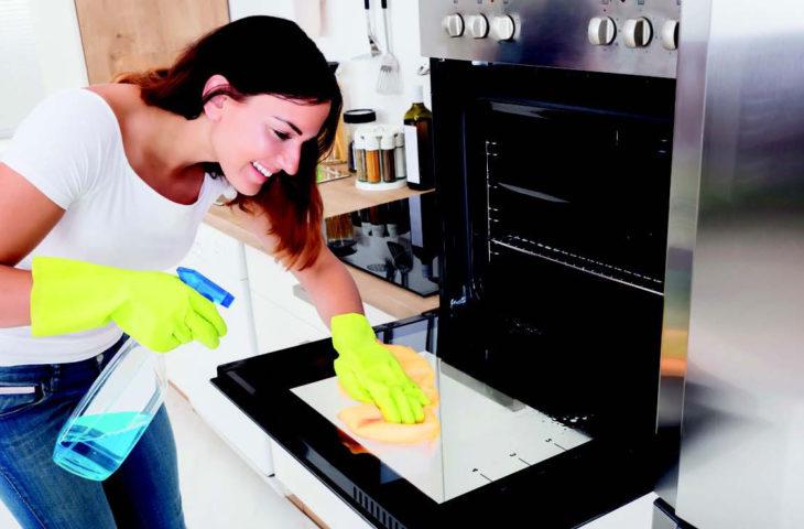 fırın ve ocak temizliği