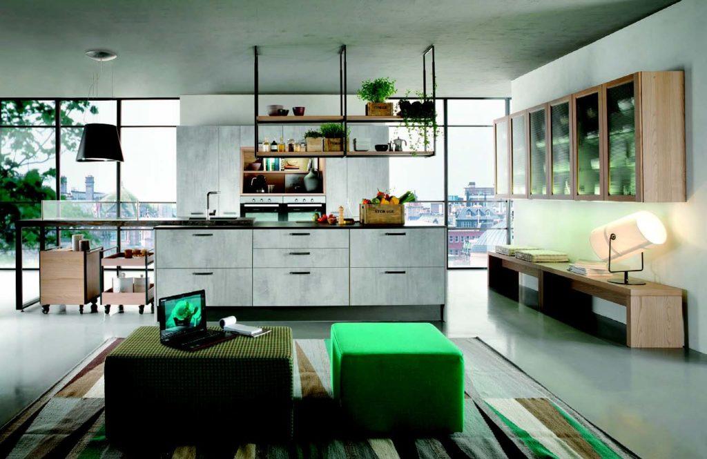 Aslan Burcu Mutfak Dekorasyonu