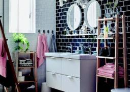 döşenmiş banyo modelleri