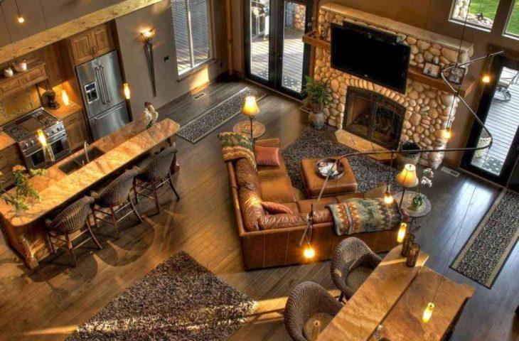 göl evi stili
