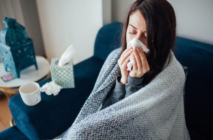evde corona virüsü hastası varsa