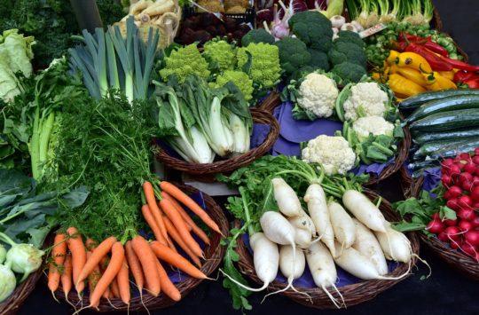 uzun ömürlü meyve ve sebzeler