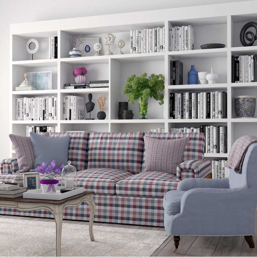 Dar odalar için dekorasyon