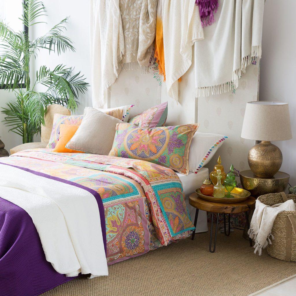 Yatak odası dekorasyon stilleri global dünyalar