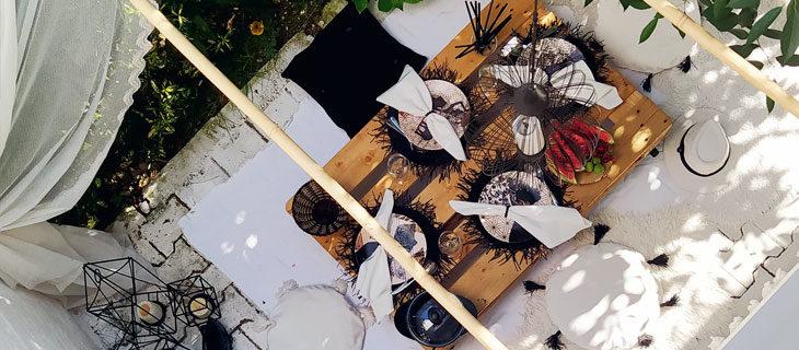 bahçe dekorasyonu fikirleri