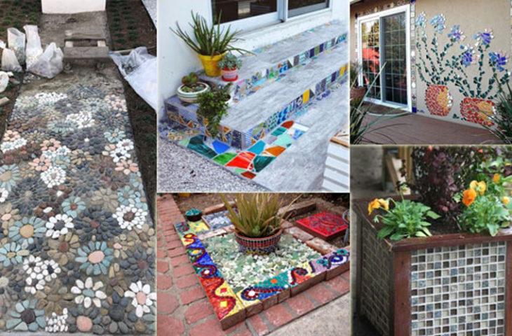 bahçe-mozaik-fikirleri