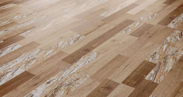 Wood.&Stone serisi, Yıldız Entegre.