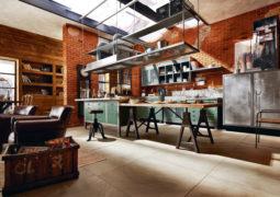 loft stilde dekorasyon örnekleri ve stilin püf noktaları