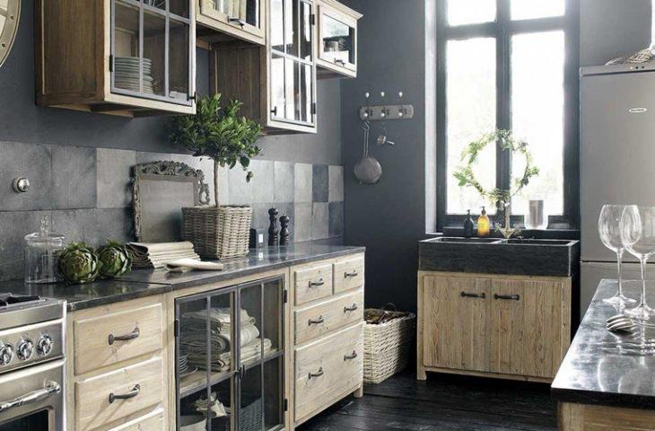 modern-rustik-mutfak-dekorasyonu