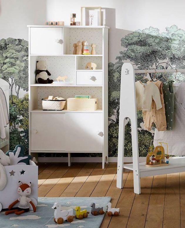 Çocuk odası askılık örnekleri