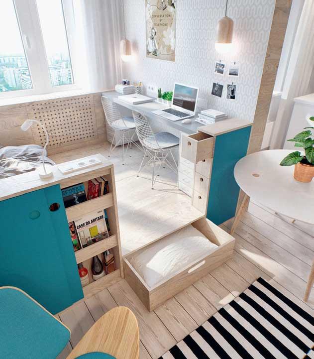 Küçük evler nasıl dekore edilir