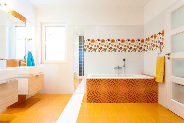 Sarı banyo