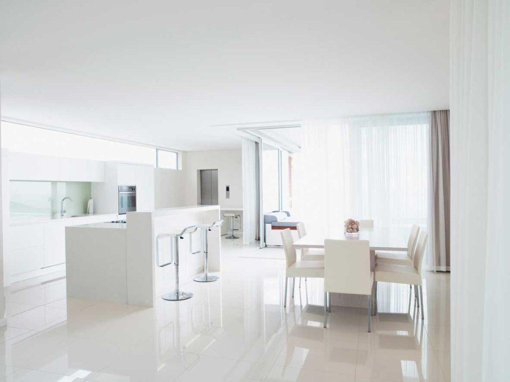 Beyaz tavan