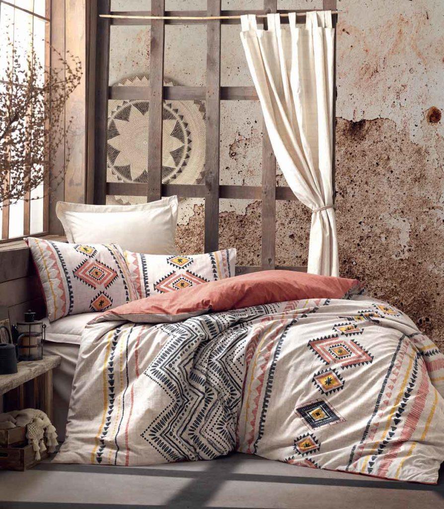 Aztek stili yatak odası