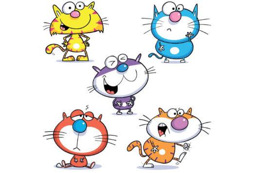 Kedi-burçları