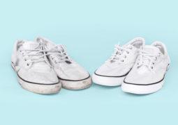 beyaz ayakkabı-temizliği