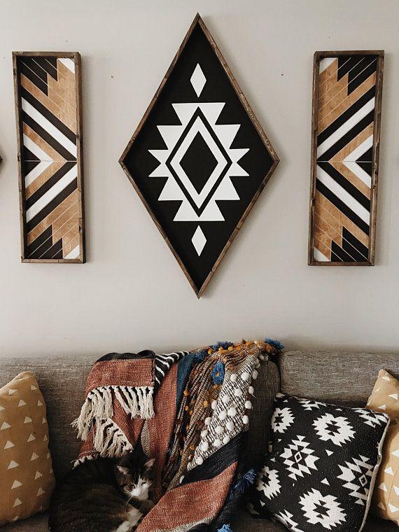 Aztek stili dekorasyon