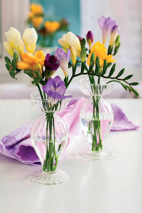 Dar boyunlu vazo