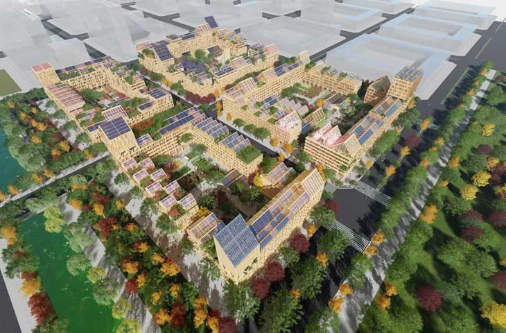 Geleceğin şehri Xiongan