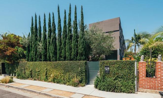 Emilia Clarke'ın evi