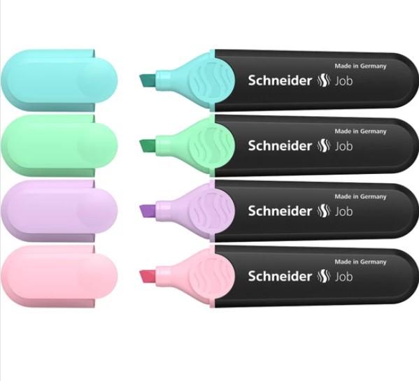 Schneider Job Fosforlu kalem seti