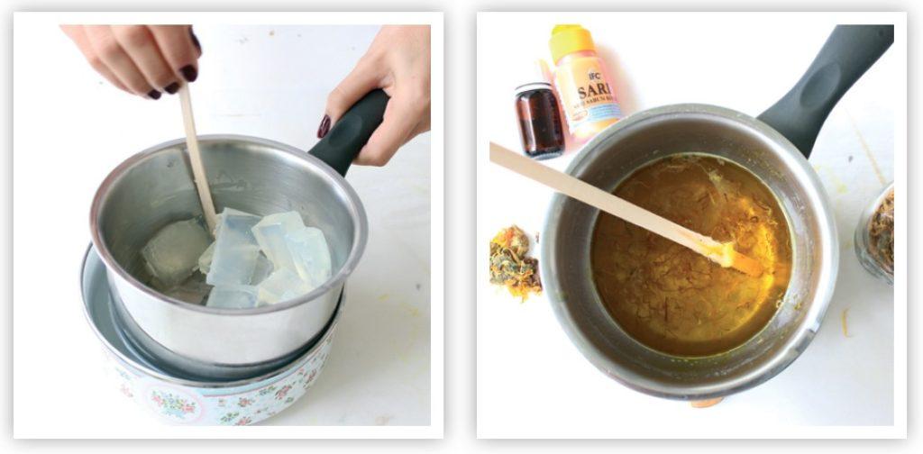 Sabun nasıl yapılır