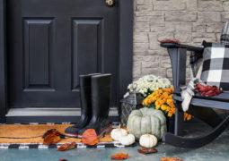 sonbahar ev dekorasyonu fikirleri
