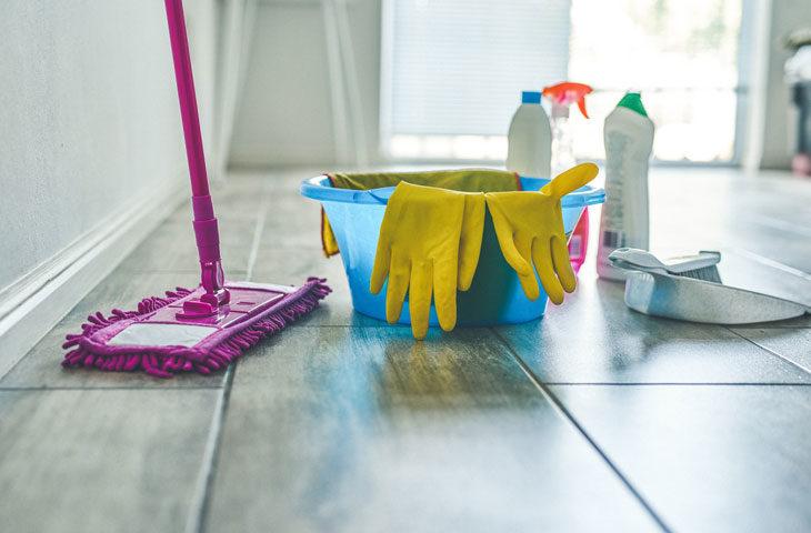 temizlerken kirlettiğiniz şeyler