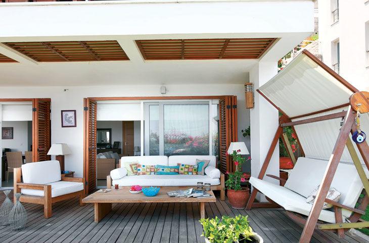 ev turu veranda