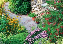 Bakımı kolay bahçeler için 8 fikir