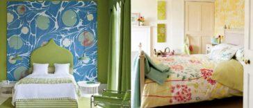 renkli-ve-küçük-yatak-odası-dekorasyonu